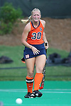 12 September 2014: Syracuse's Kati Nearhouse. The University of North Carolina Tar Heels hosted the Syracuse University Orange at Francis E. Henry Stadium in Chapel Hill, North Carolina in a 2014 NCAA Division I Field Hockey match. UNC won the game 3-0.