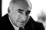 David Burnett: Dominique Strauss-Kahn
