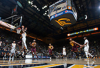 CAL Basketball vs Arizona State, January 21, 2016