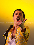 Killer Queen Tribute Act - Festival on the Field  23rd June 2012