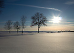 Winter still around in Madison, Wisconsin on 03 03 2013-Photo Steve Apps