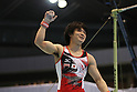 Kohei Uchimura (JPN), JULY 3, 2011 - Artistic gymnastics : Japan Cup 2011 Men's Individual All-Around Competition Horizontal Bar at Tokyo Metropolitan Gymnasium, Tokyo, Japan. (Photo by YUTAKA/AFLO SPORT) [1040]