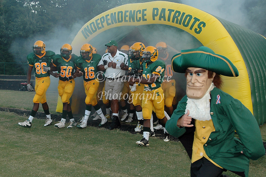 independence high school charlotte nc