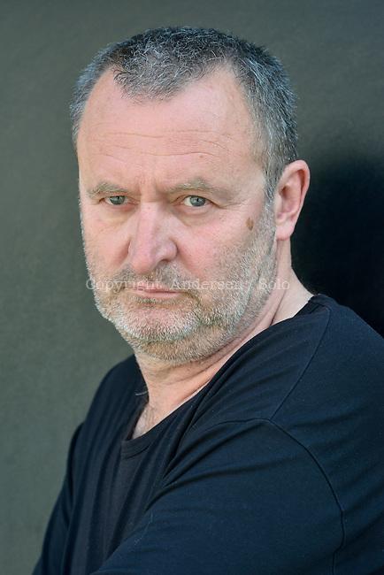 Velibor Colic, Bosnian writer in 2016.