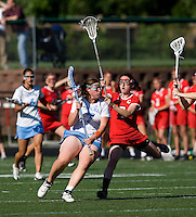North Carolina vs Cornell May 08 2010