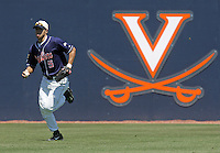 UVa baseball played at Davenport Field at the University of Virginia. Photo/Andrew Shurtleff