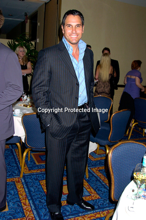 Don Diamont ..at the 10th Annual Daytime Television Salutes St. Jude Children's Research Hospital Benefit on October 8, 2004 at the Marriott Marquis Hotel in New York City...Photo by Robin Platzer, Twin Images