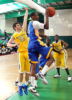April 8, 2011 - Hampton, VA. USA; Troy Williams  participates in the 2011 Elite Youth Basketball League at the Boo Williams Sports Complex. Photo/Andrew Shurtleff