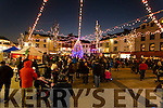 The Tralee Christmas lights in Tralee on Saturday.