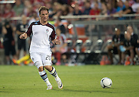 18 July 2012: Colorado Rapids midfielder Jamie Smith #20 in action during an MLS game between the Colorado Rapids and Toronto FC at BMO Field in Toronto, Ontario..Toronto FC won 2-1..