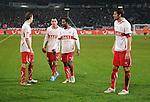 Fussball: 1. Bundesliga Saison 2010/2011: Hannover 96 - VfB Stuttgart