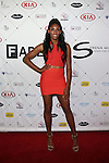 Olympic Games Rio 2016 Track and Field Women's 100m hurdles Gold Medal Winner Kristi Castlin attends Kia STYLE360 Hosts Official Serena Williams Signature Statement Collection by HSN After-Party Held at <br />