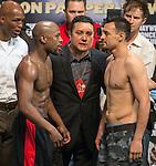 boxing Mayweather Guerrero