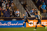 Philadelphia Union vs. Chicago Fire, May 18, 2013
