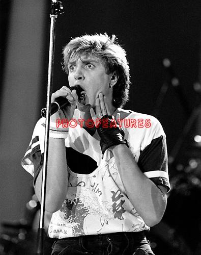 Duran Duran 1984 Simon Le Bon