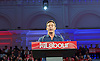 Ed Miliband <br /> Leader of the Labour Party <br /> Campaign Event at The Royal Horticultural Halls, 80 Vincent Square, London, SW1P 2PE<br /> 2nd May 2015 <br /> <br /> Ed Miliband MP <br /> Labour Leader <br /> General Election Campaign 2015 <br /> <br /> <br /> Jason Isaacs <br /> actor <br /> <br /> Photograph by Elliott Franks <br /> Image licensed to Elliott Franks Photography Services