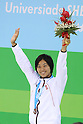 Satomi Suzuki (JPN), ..AUGUST 19, 2011 - Swimming : The 26th Summer Universiade 2011 Shenzhen Women's 100m Breaststroke Final at Natatorium of Universiade Center, Shenzhen, China. (Photo by YUTAKA/AFLO SPORT) [1040]