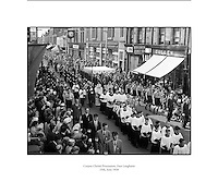 Corpus Christi Procession, Dun Laoghaire .25/06/1958 .