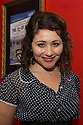 London, UK. 24.02.2014. Frances Ruffelle, who plays Bella Gross, in The A to Z of Mrs P, at the after party for press night.  © Jane Hobson.
