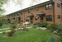 1988 April..Assisted Housing..Tidewater Gardens (6-2 & 6-9)...CAPTION...NEG#.NRHA#..