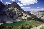 Native Lake, Wind River Range Wyoming, Bridger-Teton Wilderness area