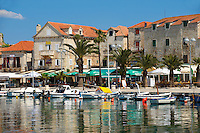 Supetar harbour, Bra? island, Croatia