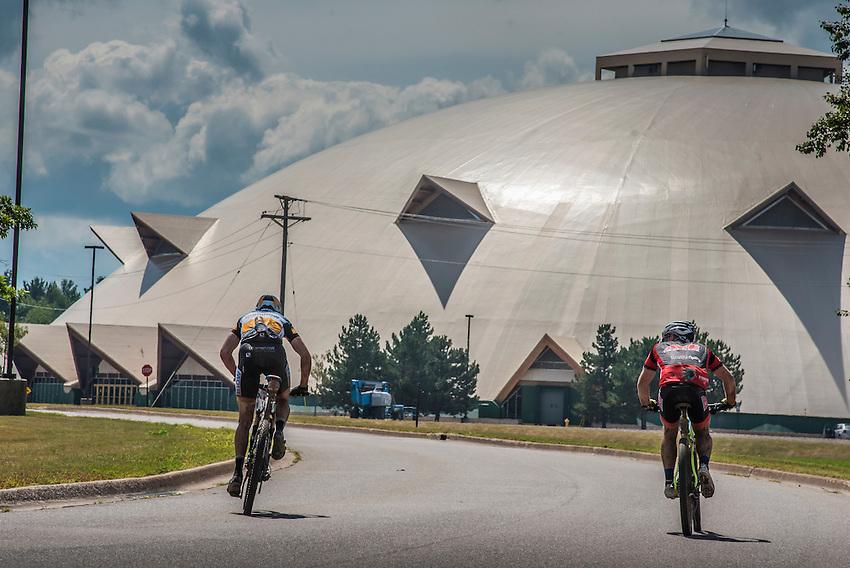 The Ore to Shore Mountain Bike Epic in Marquette County, Michigan.