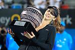 AUS - Pironkova champion in Sydney International