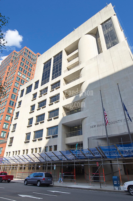 New Haven Courthouse Roof Replacement And Masonry Repairs