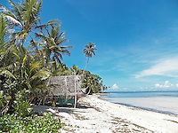Yap shoreline doesn't have much beachfront, but the existing beaches are postcard beautiful.
