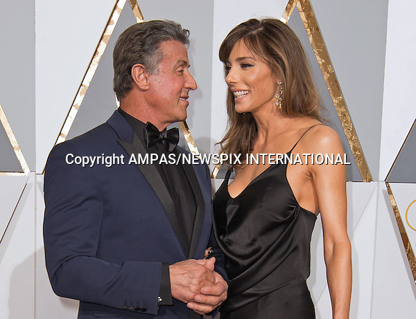 28.02.2016; Hollywood, California: 88th OSCARS -<br />attend the 88th Annual Academy Awards at the Dolby Theatre&reg; at Hollywood &amp; Highland Center&reg;, Los Angeles.<br />Mandatory Photo Credit: &copy;Ampas/Newspix International<br /><br />PHOTO CREDIT MANDATORY!!: NEWSPIX INTERNATIONAL(Failure to credit will incur a surcharge of 100% of reproduction fees)<br /><br />IMMEDIATE CONFIRMATION OF USAGE REQUIRED:<br />Newspix International, 31 Chinnery Hill, Bishop's Stortford, ENGLAND CM23 3PS<br />Tel:+441279 324672  ; Fax: +441279656877<br />Mobile:  0777568 1153<br />e-mail: info@newspixinternational.co.uk<br />All Fees To: Newspix International