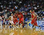 Ole Miss' Murphy Holloway (31) vs. Florida in the SEC championship game at Bridgestone Arena in Nashville, Tenn. on Sunday, March 17, 2013.