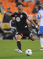D.C. United forward Santos Maicon (29) D.C. United tied The Montreal Impact 1-1, at RFK Stadium, Wednesday April 18 , 2012.