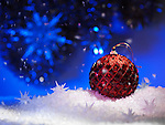 Christmas decoration artistic still life background