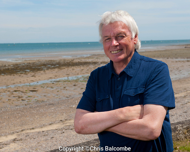 SUN FEATURES: David Icke meets The Sun's Martin Phillips, on the Isle of Wight.<br /> See the online edition:<br /> http://www.thesun.co.uk/sol/homepage/features/4957147/conspiracy-theorist-david-icke-on-insane.html<br /> <br /> Pic: Chris Balcombe