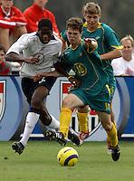 Quavas Kirk, Nike Friendlies, 2004.