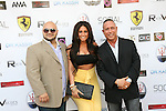 VH-1's Event Producer Rich Valdes, Jerseylicious' TRACY DiMARCO and Nick Corvo Attend Metropolitan Bikini Fashion Weekend 2013 Held at BOA Sponsored by Social Magazine, Maserati and Ferrari, Hoboken NJ