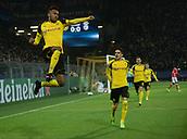2017 UEFA Champions League Football Borussia Dortmund v Benfica Mar 8th