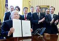 FEB 24 Trump Signs Executive Order