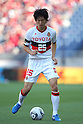 Mu Kanazaki, (Grampus), APRIL 24th, 2011 - Football : J.LEAGUE Division 1, 7th Sec match between Urawa Reds 3-0 Nagoya Grampus at Saitama Stadium 2002, Saitama, Japan. The J.League resumed on Saturday 23rd April after a six week enforced break following the March 11th Tohoku Earthquake and Tsunami. All games kicked off in the daytime in order to save electricity and title favourites Kashima Antlers are still unable to use their home stadium which was damaged by the quake. Velgata Sendai, from Miyagi, which was hard hit by the tsunami came from behind for an emotional 2-1 victory away to Kawasaki. (Photo by Akihiro Sugimoto/AFLO SPORT) [1080]