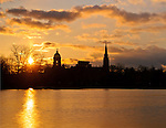 4.1.13 Lake Sunrise 2.JPG by Matt Cashore/University of Notre Dame