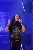 DREAM THEATER - James LaBrie - performing live at the Eventim Apollo in Hammersmith London UK - 23 Apr 2017.  Photo credit: Zaine Lewis/IconicPix