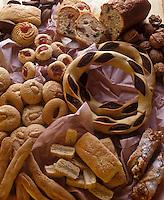 Europe/Malte: Couronne à la semoule et au miel et pâtisseries locales