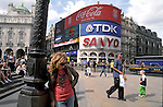 Piccadilly circusLonden