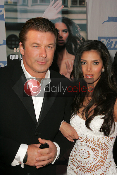 Alec Baldwin and Roselyn Sanchez<br />