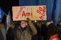 2017/01/09 Brandenburg | Politik | Protest gegen US-Truppen
