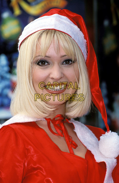 JO GUEST.Ref:11349.father christmas, santa claus, page three model