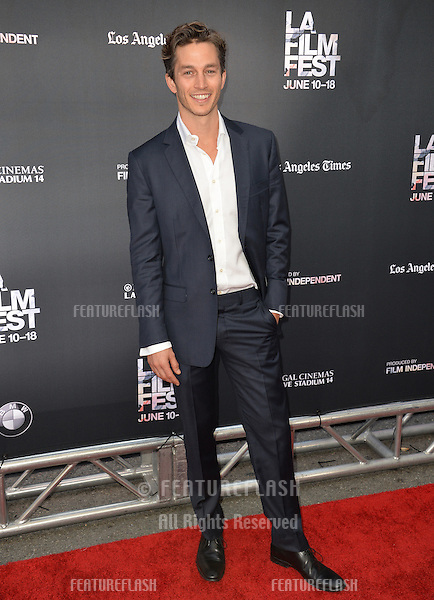 Bobby Campo at the LA Film Festival premiere of MTV's &quot;Scream&quot; at the Regal Cinema LA Live. <br /> June 14, 2015  Los Angeles, CA<br /> Picture: Paul Smith / Featureflash