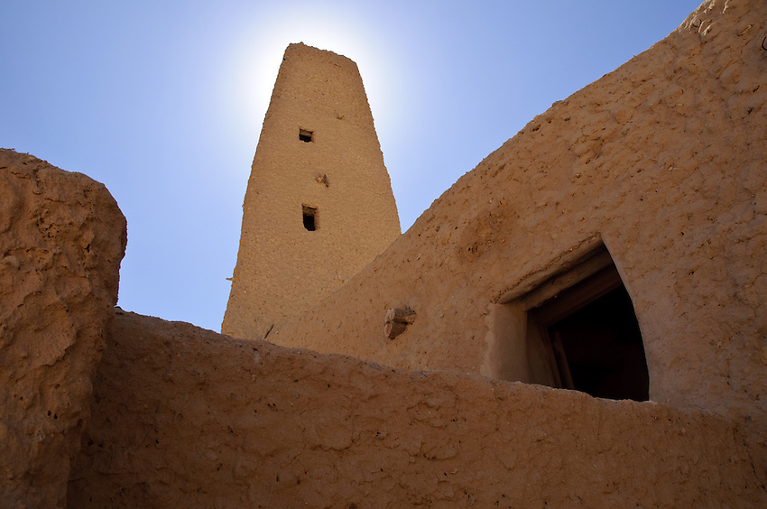 The Temple of the Oracle, Siwa Oasis