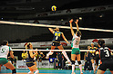 Adenizia Silva (BRA), November 17 2011 - Volleyball : .FIVB Women's World Cup 2011, 4th Round .match between Algeria 0-3 Brazil .at Tokyo Metropolitan Gymnasium, Tokyo, Japan. .(Photo by Atsushi Tomura/AFLO SPORT) [1035]